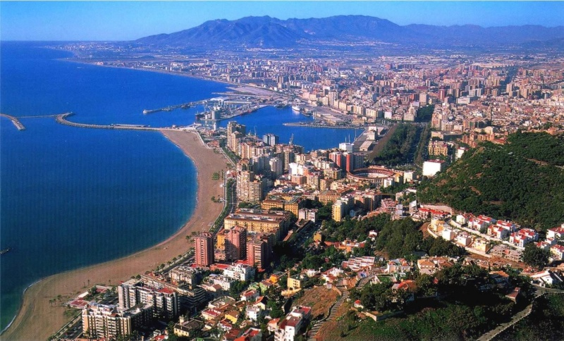 Retour d'Andalousie... Malaga10