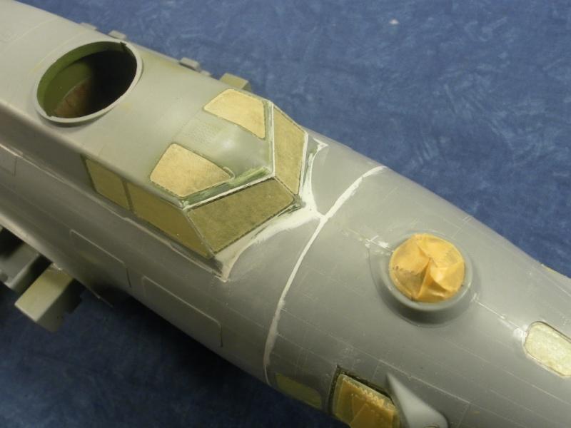 B 17G HK model 1/32° 217