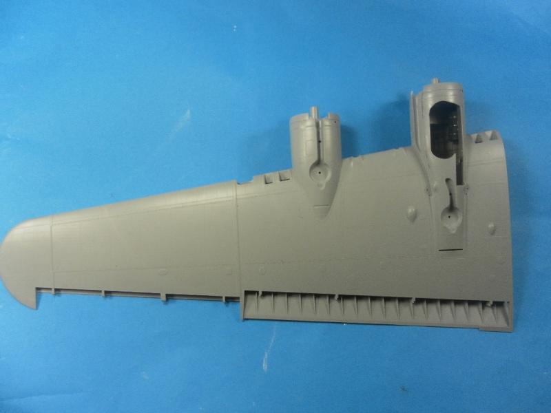B 17G HK model 1/32° Ailes10
