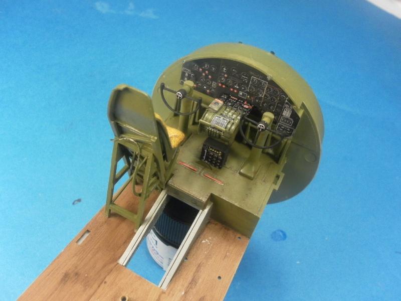 B 17G HK model 1/32° Avec10
