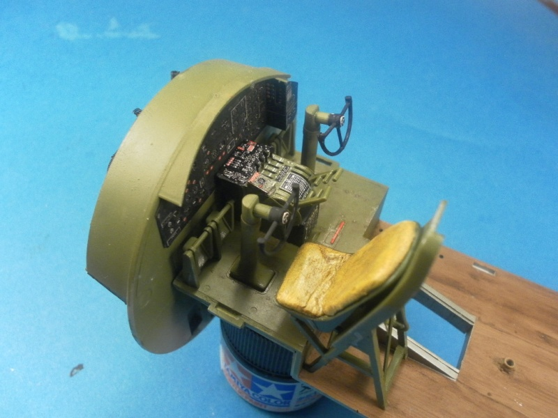 B 17G HK model 1/32° Avec210