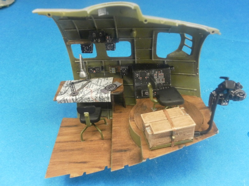 B 17G HK model 1/32° Carte11