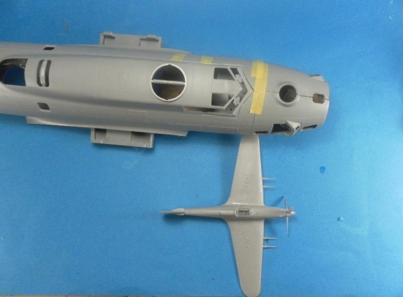 B 17G HK model 1/32° Duo10