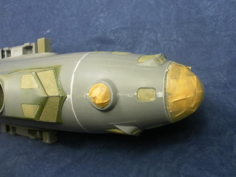 B 17G HK model 1/32° Masr10