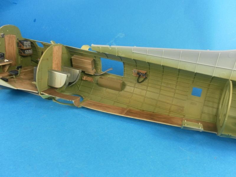 B 17G HK model 1/32° Mit10