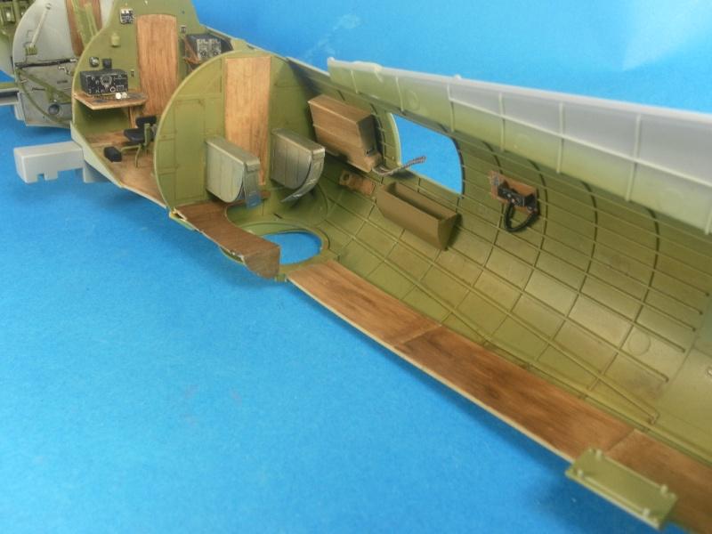 B 17G HK model 1/32° Mit210