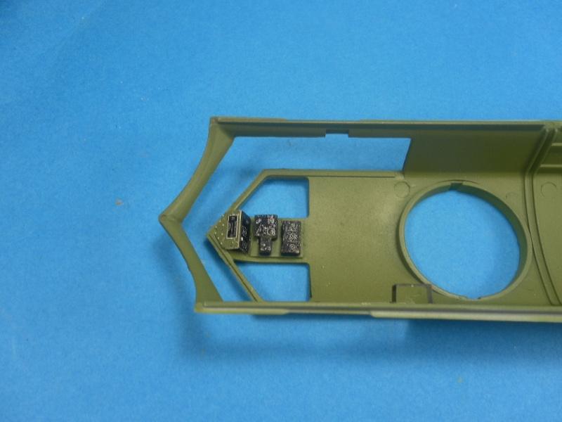 B 17G HK model 1/32° Planfo10