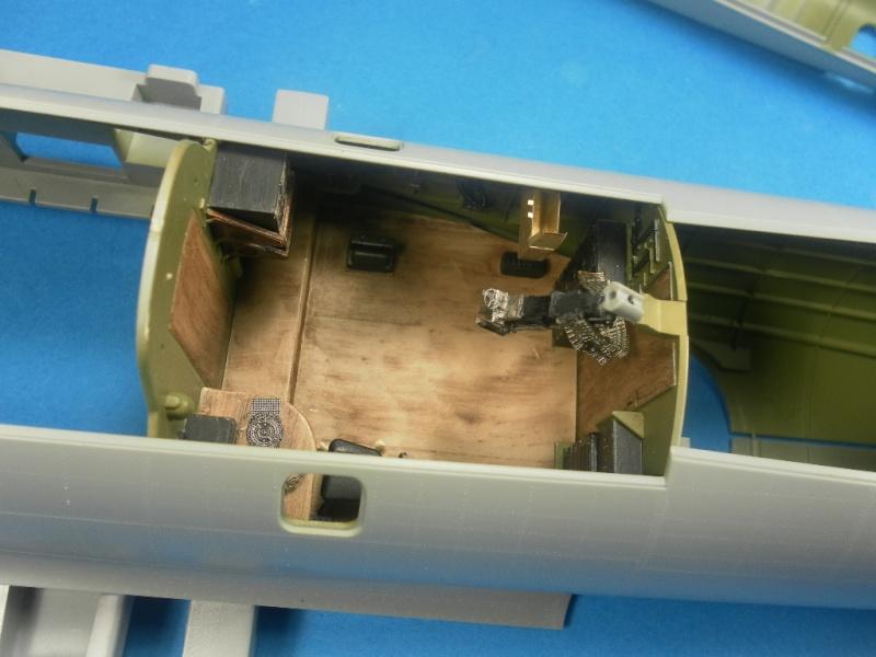 B 17G HK model 1/32° Rade10