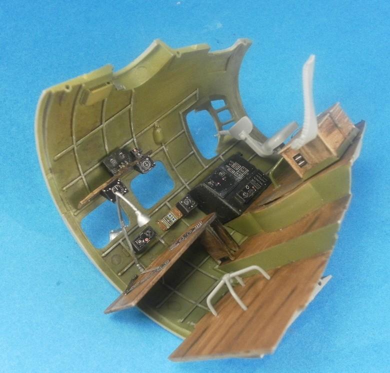 B 17G HK model 1/32° Sam_9528