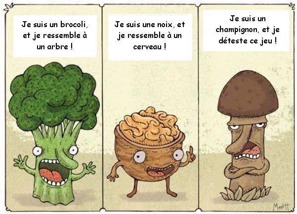 Images fruits et légumes en délires  - Page 18 Legume10