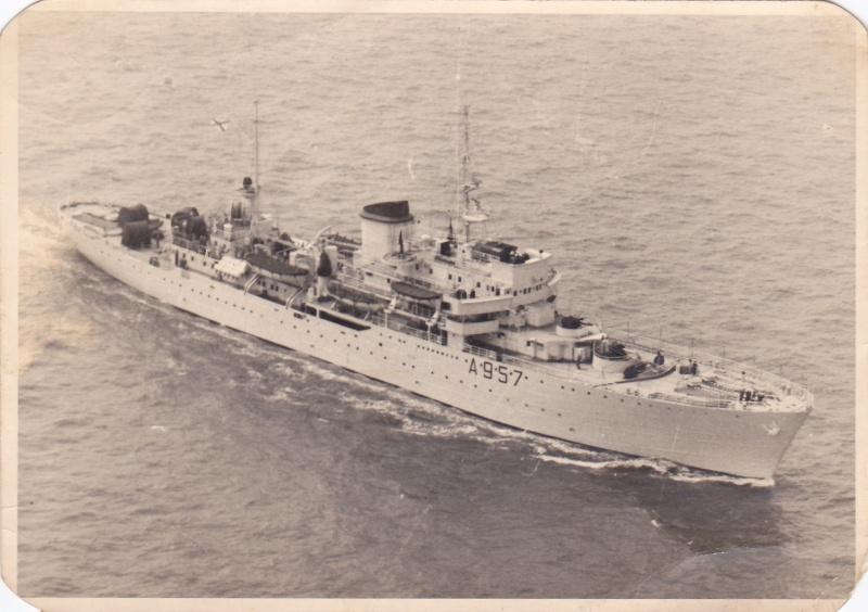 1963 - A957 (Amérique du Sud - Méditerranée - Canaries) Kamina11