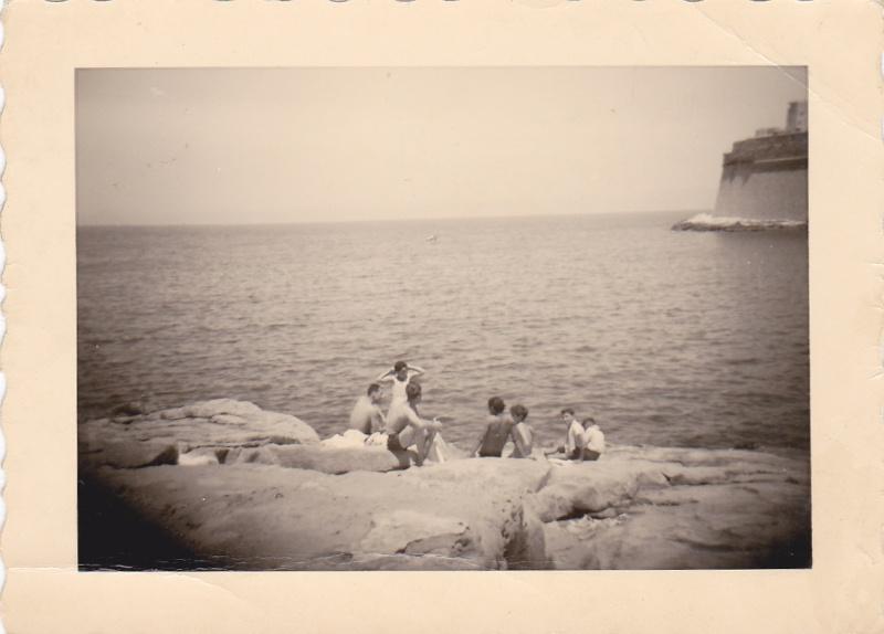 1963 - A957 (Amérique du Sud - Méditerranée - Canaries) Plage10