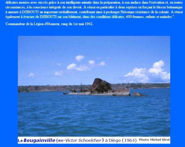 Il y a t'il des bateaux militaires francais survivants de la seconde guerre mondiale de nos jours ? - Page 2 Bougai10