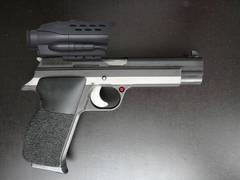 Precision guided firearm (PGF) Pgp21010