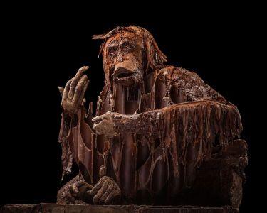 sculptures de chocolat Chocol10