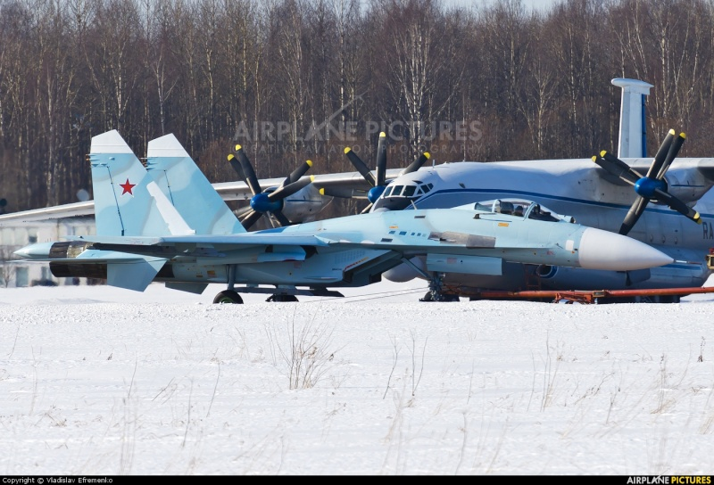 SU-27P - 177FR Lodeynoe Pole AB, St Petersbourg 28206110