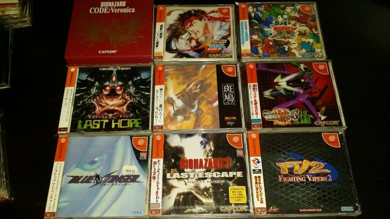 La collection d'Odmius Dreamc10