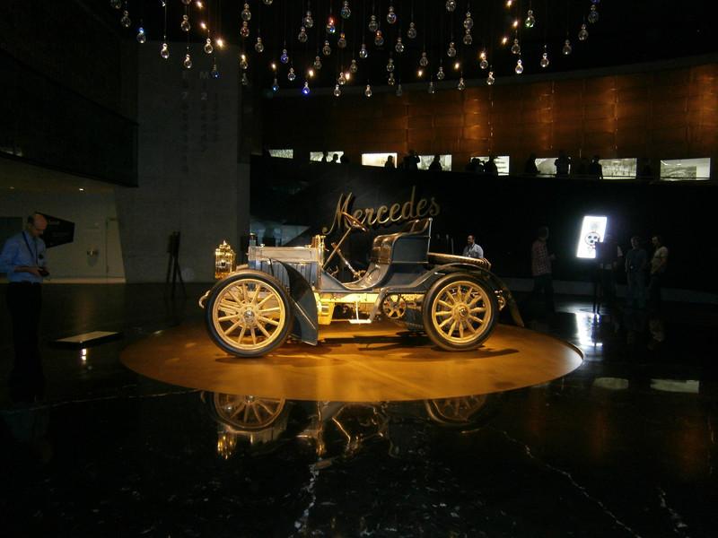 Im Mercedes-Benz Museum P9210031