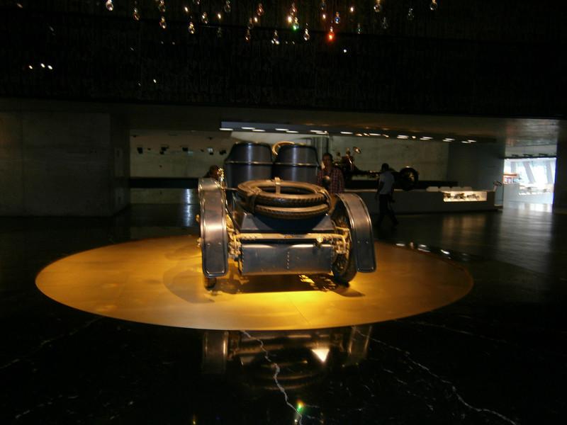 Im Mercedes-Benz Museum P9210037