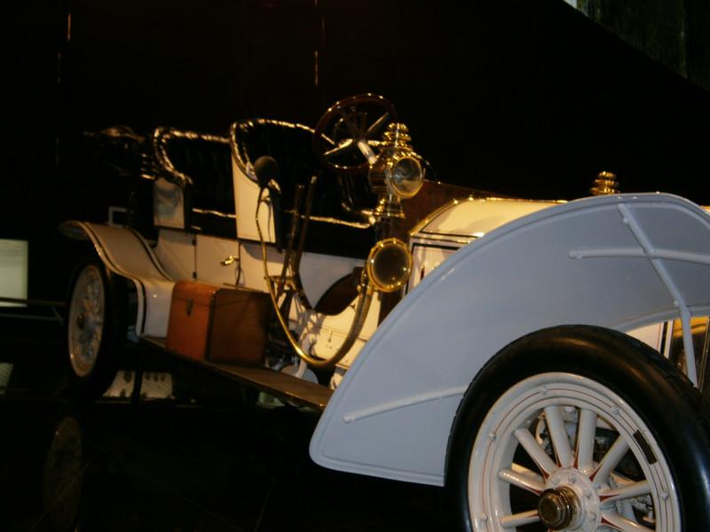 Im Mercedes-Benz Museum P9210040