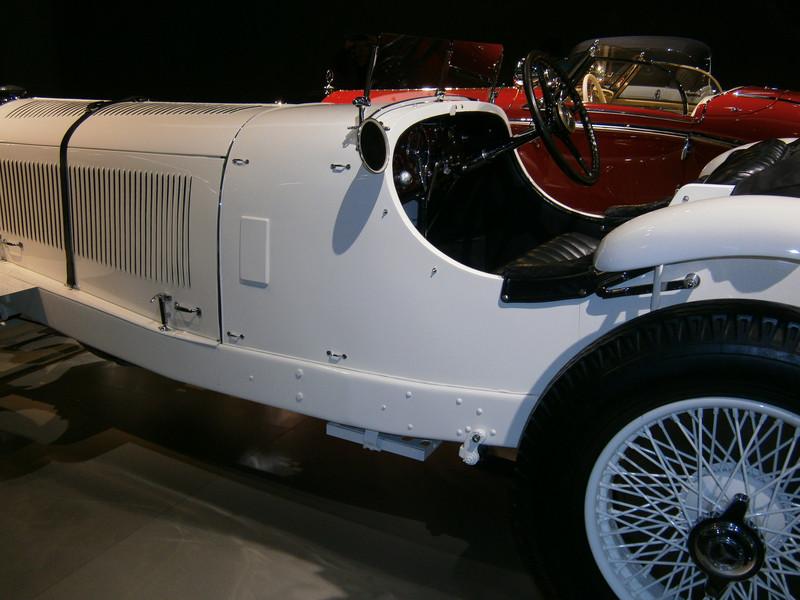 Im Mercedes-Benz Museum P9210053