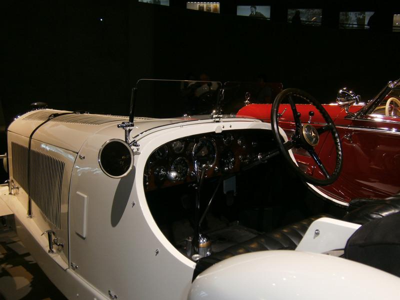 Im Mercedes-Benz Museum P9210054