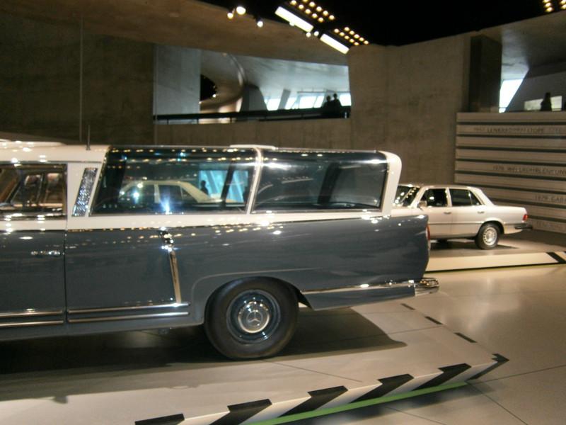 Im Mercedes-Benz Museum P9210070