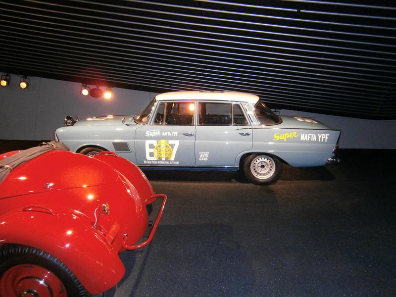 Im Mercedes-Benz Museum P9210076