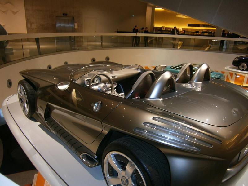 Im Mercedes-Benz Museum P9210124