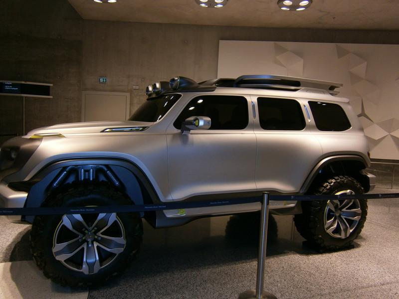 Im Mercedes-Benz Museum P9210126