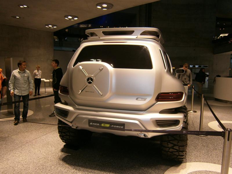 Im Mercedes-Benz Museum P9210128