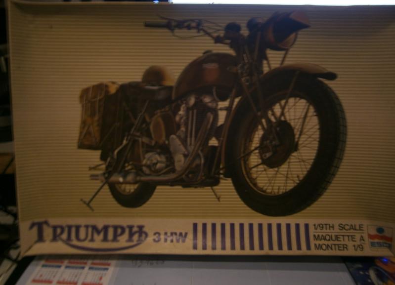 Triumph 3HW, Esci M 1:9 Pc300011