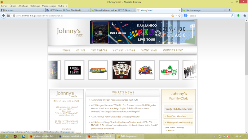 [Johnny's] KAT-TUN - Page 6 411
