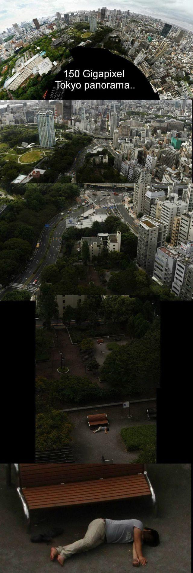 Gigapixels - Tokyo - Ça (aussi) c'est du pixel !! - Page 2 Tokyo11