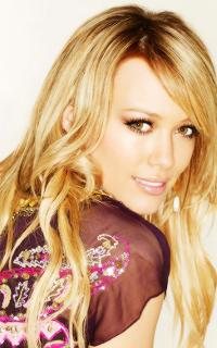 Hilary Duff - 200*320 Hillar12