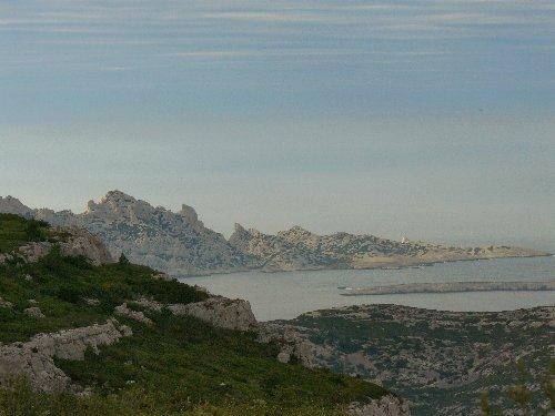 Les calanques - paysages et flore P1280911