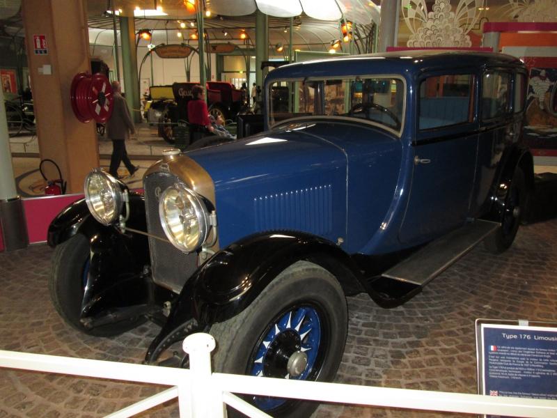 Musée de l'aventure Peugeot. Img_0338