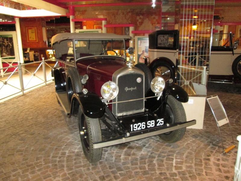 Musée de l'aventure Peugeot. Img_0340