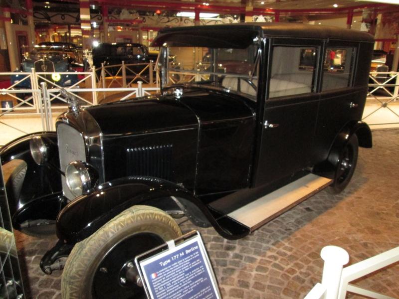 Musée de l'aventure Peugeot. Img_0413