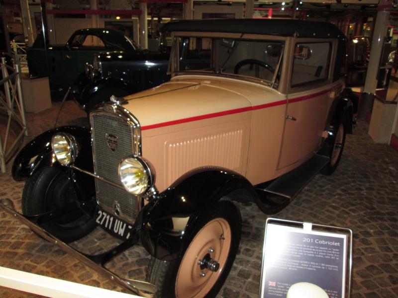 Musée de l'aventure Peugeot. Img_0416
