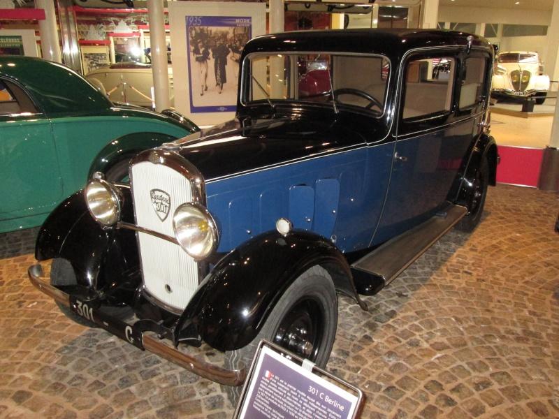 Musée de l'aventure Peugeot. Img_0417