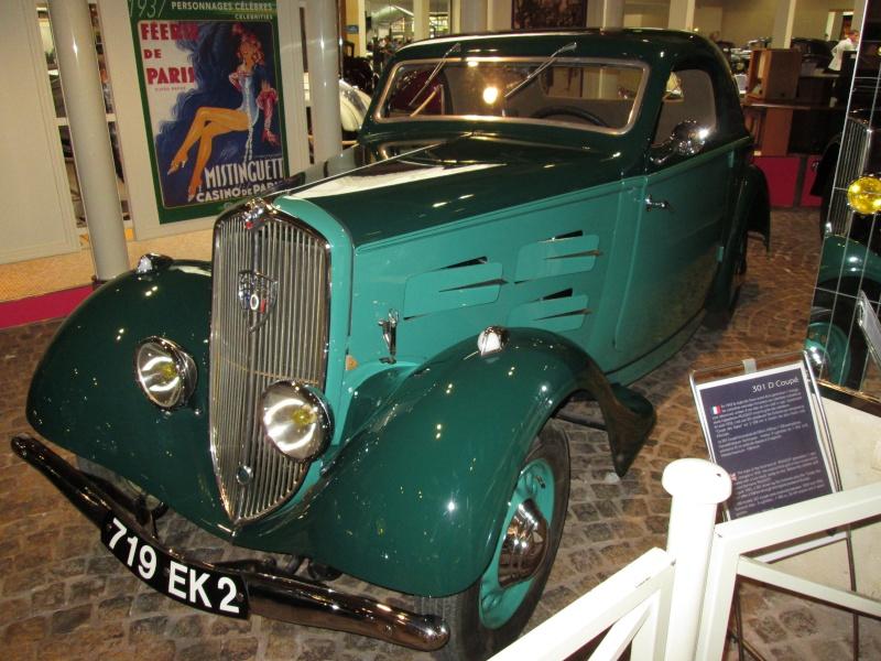 Musée de l'aventure Peugeot. Img_0418