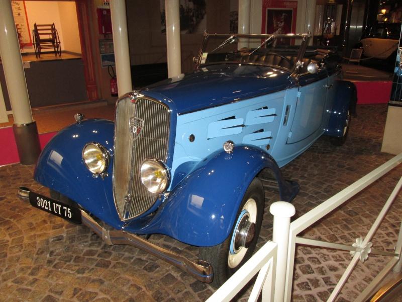 Musée de l'aventure Peugeot. Img_0420