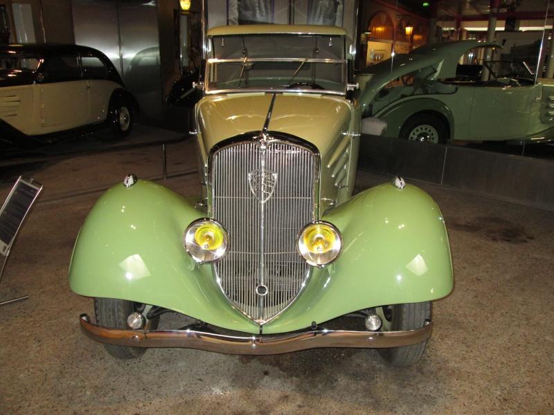 Musée de l'aventure Peugeot. Img_0423