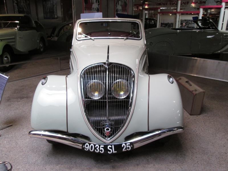 Musée de l'aventure Peugeot. Img_0426