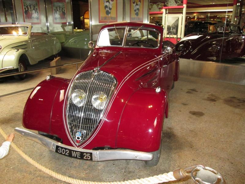 Musée de l'aventure Peugeot. Img_0428