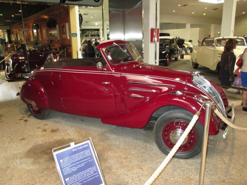 Musée de l'aventure Peugeot. Img_0429