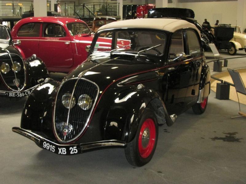 Musée de l'aventure Peugeot. Img_0431
