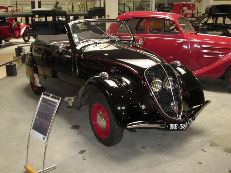 Musée de l'aventure Peugeot. Img_0432