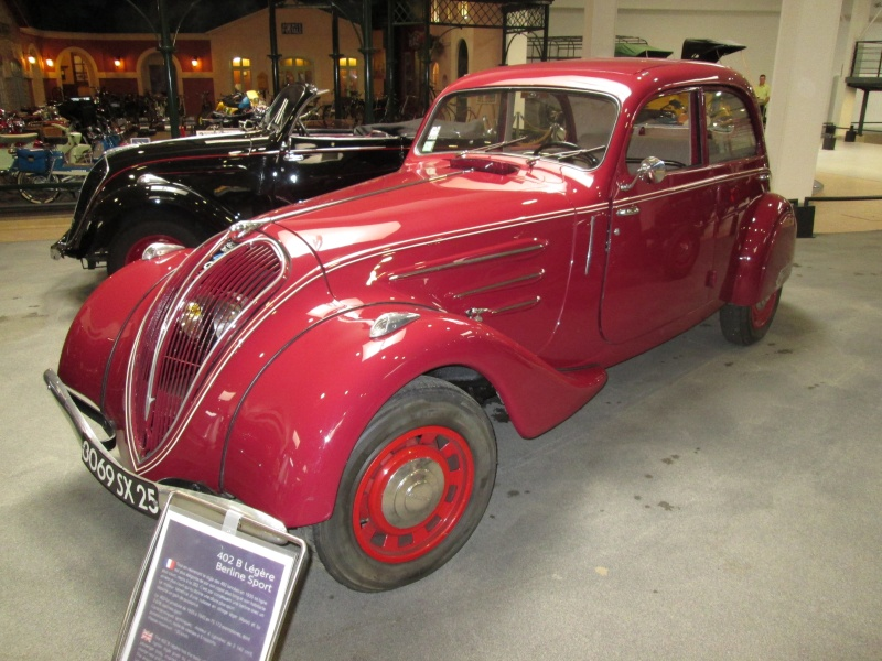 Musée de l'aventure Peugeot. Img_0433